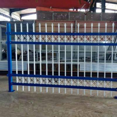 热镀锌护栏铁栅栏围栏锌钢护栏围栏铁艺栏杆别墅庭院围墙铝栏杆