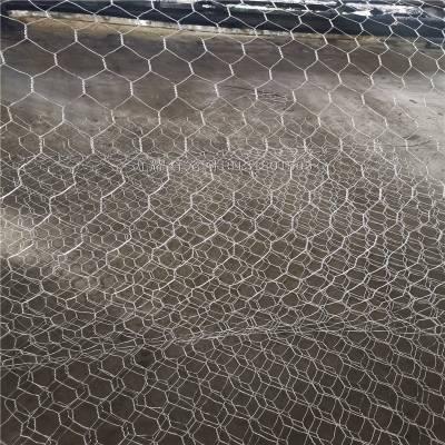 高尔凡石笼网 锌铝合金格宾网箱 固堤格宾网垫厂家批发