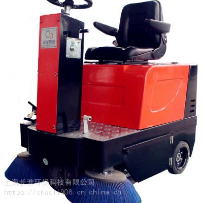 S1200型电动扫地机 旅游景区专用扫地车 半封闭式智能扫地机器