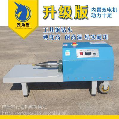 全自动小型电动劈柴机 屯子冬季取暖劈木头机器 操作简单 ******