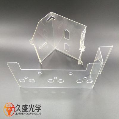 工业通用抗静电PC耐力板 耐用加硬PC防静电板 工业设备聚碳酸酯板