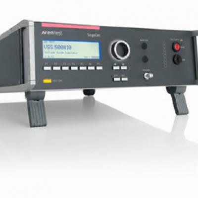 emtest测试/瑞士VSS 500N10电压浪涌模拟器