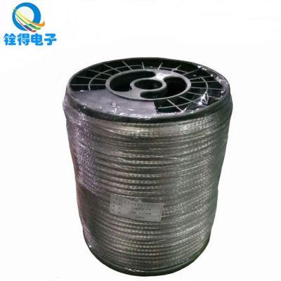 铨得144铝镁丝 铝镁丝编织屏蔽网 铝镁丝编织带 厂家货源直销