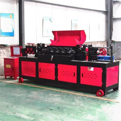 厂家直销全自动液压调直切断机 钢筋调直机