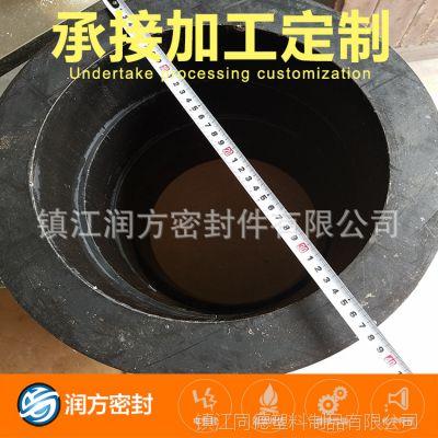 碳纤维填充四氟F4模压管 模压棒 模压板 可以按照客户要求定制