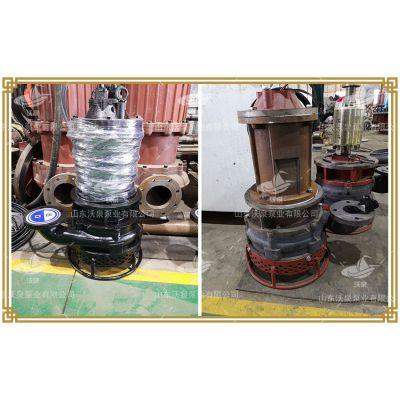 潜水渣浆泵 抽沙泵 高铬合金耐磨泵 排污泵