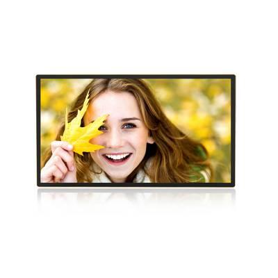 欣创鑫电子32寸单机版壁挂式广告机LED超薄电梯广告机高清广告机