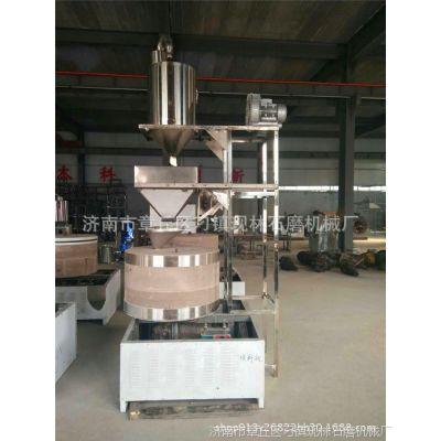 现林石磨    大型香油石磨机组   50型电动石磨芝麻酱机