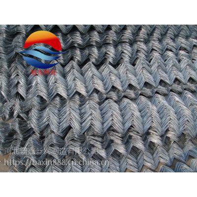煤矿护顶支护菱形网霸鑫批发镀锌铁丝网