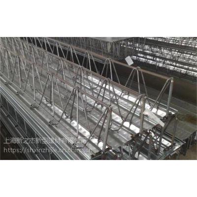 襄阳市50克锌层钢承板厂家生产TDA4-190型钢筋桁架楼承板