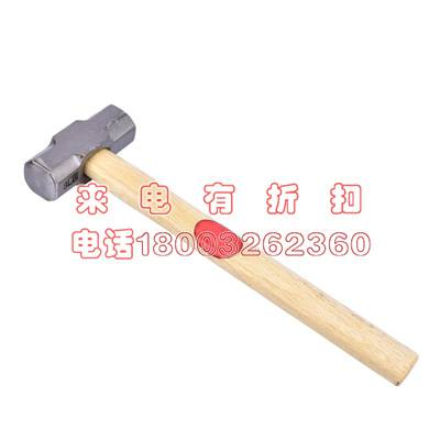 厂家直销防震八角锤铁锤方锤子大锤长柄大铁锤消防逃生工具破拆锤