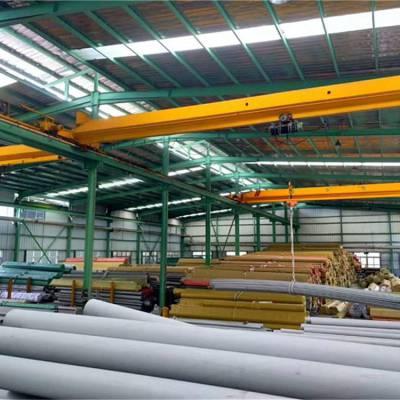 黑龙江不锈钢无缝钢管批发供应 S31008不锈钢焊管现货 流体输送用无缝钢管