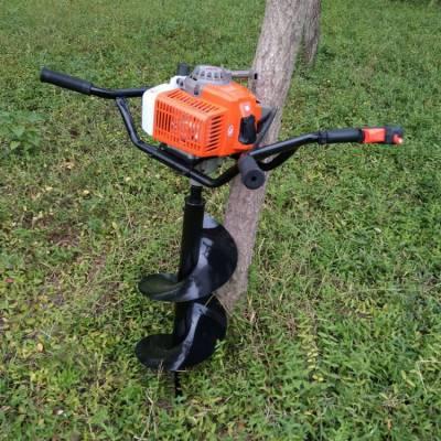 批发ZC-WKJ手提挖坑机 小型果树施肥打孔机 园林苗木移栽挖坑机