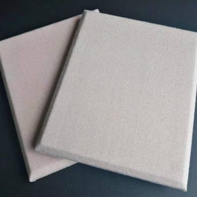 优质阻燃吸音板 吸音效果强 防火吸音软包