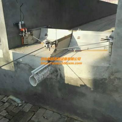 养殖粪便清洁器 304不锈钢刮粪机 猪场专用全自动清粪机