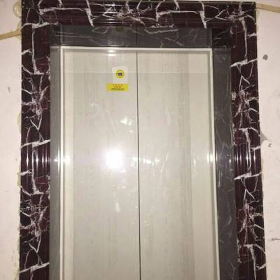 电梯套线 澜亭石塑电梯套线 仿大理石电梯套线价格