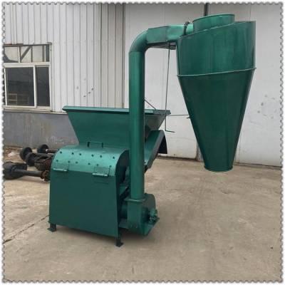 两相电动粉碎机 养殖饲料粉碎机 全自动铡草揉丝机