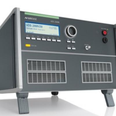EM测试/瑞士VDS 200N 电池供电模拟器