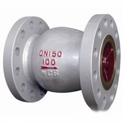 可诺泵阀ZSH41H轴流式止回阀减少水锤现象