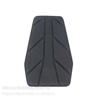 EVA冷热压成型衬垫 异形包布EVA衬垫冷热压成型加工定制生产厂家