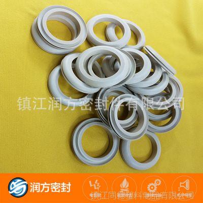 聚四氟乙烯PTFE密封技术、高的3D打印技术制作密封皮碗 皮垫