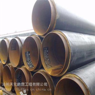 曲靖tpep钢管 输水3PE防腐钢管 tpep防腐钢管生产厂家天元防腐今日现货