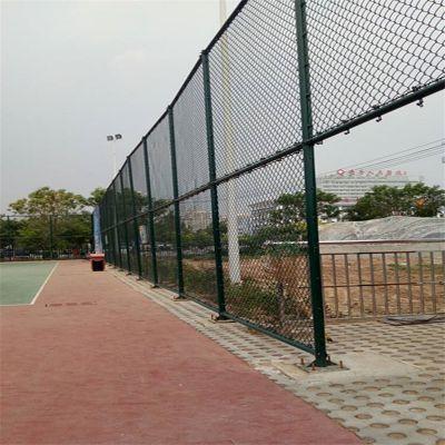 球场围栏 篮球场围网厂家 4米高球场围栏