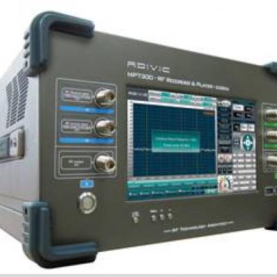 Chroma/致茂台湾MP7300双通道射频录制回放仪