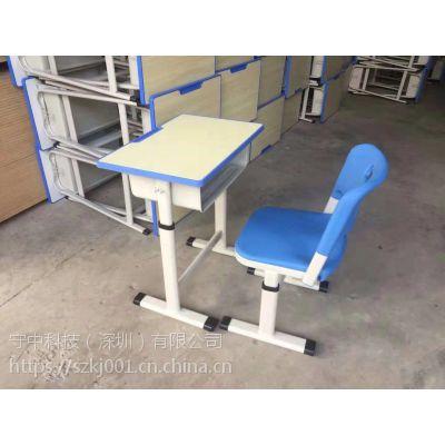学生单人课桌*单人学生课桌价格*单人单桌学生课桌凳