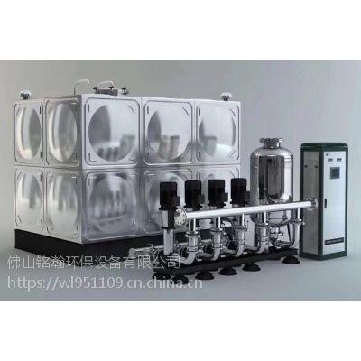 张家口市厂家直销不锈钢水箱、方形水箱、消防水箱
