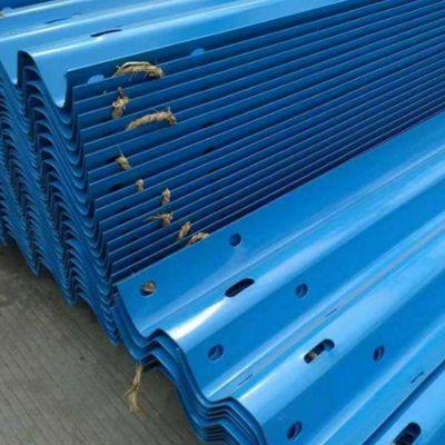 力海 波形护栏板生产厂家 镀锌波形护栏板 三波波形护栏板价格