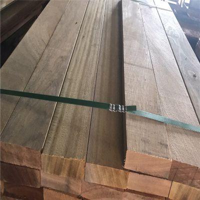 延安防腐木景观阳台供应商 定制加工优质南美菠萝格选择三根实业