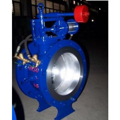 供应巨远阀门 BFDZ701HR-16C DN600 液力自动控制阀 蝶式液力自动阀 南宁市阀门公司