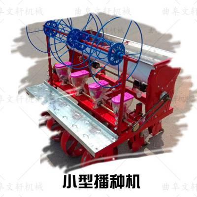 蒲公英籽播种机 各种尺寸可以定做 手推式播种机 精播机