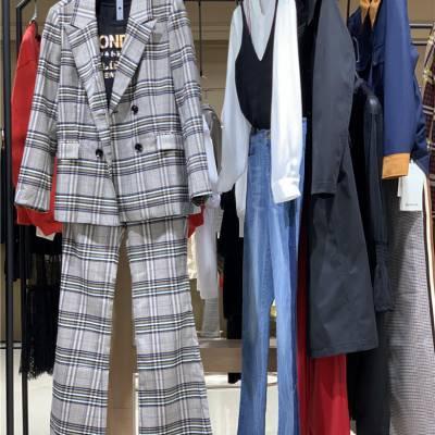 知名***玛塞莉品牌女装折扣优质货源供应商