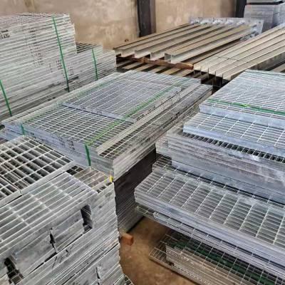【文林金属】钢格栅板 平台网格板 楼梯踏步板定做厂家