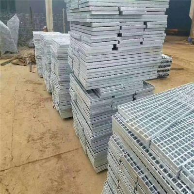 平台钢格栅板 镀锌格栅板厂家 复合地沟盖板