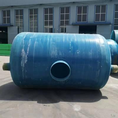 预制混凝土化粪池罐玻璃钢化粪池有立式的吗 新闻预制混凝土化粪池罐