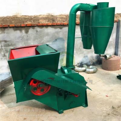 秸秆粉碎机批发生产 大中小型玉米秸秆稻草花生秧自动进料草粉机