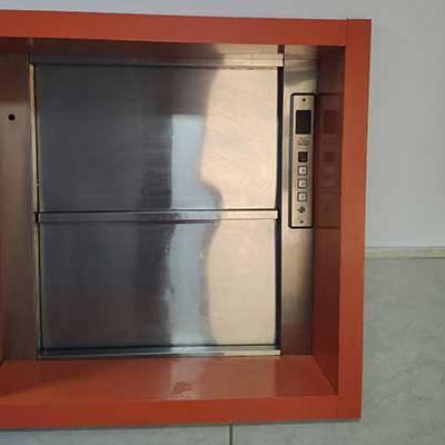 学校餐厅传菜电梯-俊迪电梯-长治传菜电梯