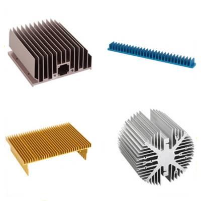 铝合金型材 6061-T5工字型 6061铝型材挤压氧化加工厂家