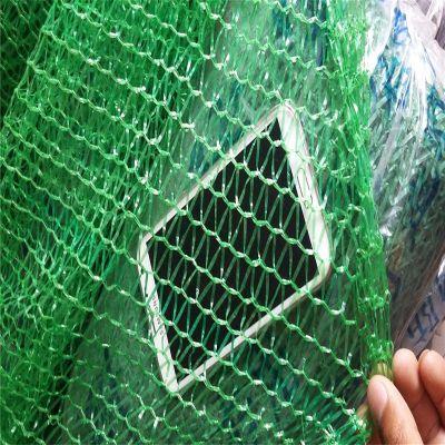 工地盖土网 盖土地塑料网 防风扬尘网