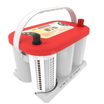 汽车点火应急启动电源搭电宝12V45AH卷绕蓄电池低温零下55℃可用