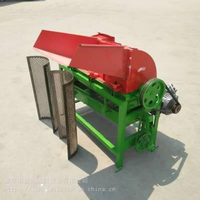 农用稻谷豆类脱粒机 / 50型号稻麦脱粒机/家用打谷机