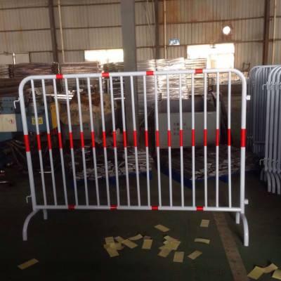 临时隔离带厂家,铁围栏,铁马现货低价