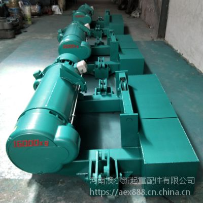 CD1型2t -18m 起重葫芦 码头起升搬运货物电动葫芦