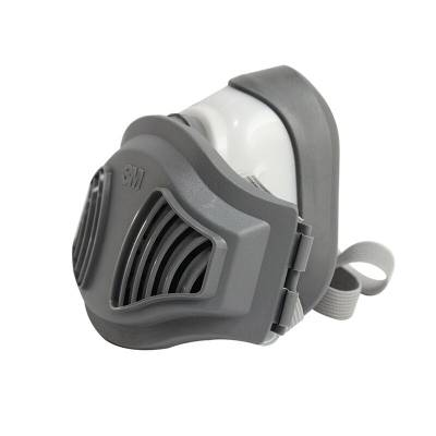 3M1200系列橡胶防毒半面罩 供应3M防毒面具现货