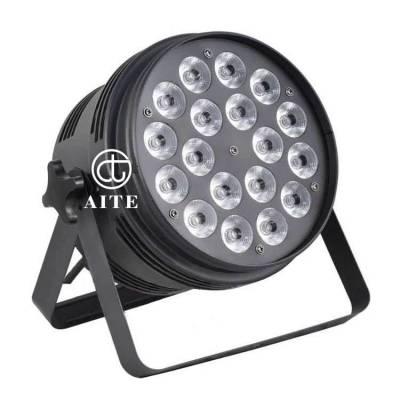 艾特光电 18颗10W四合一MINI LED帕灯 LED染色灯 舞台灯光