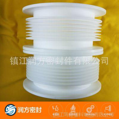 精密承插螺口聚四氟乙烯螺旋密封机械零配件四氟异形机械零配件