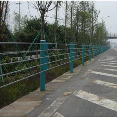 苍山缆索护栏、缆索护栏厂家、苍山绳索钢丝绳公路护栏网